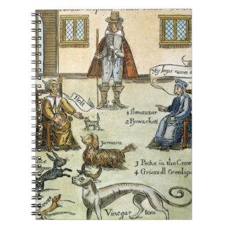 Matthew Hopkins (D 1647) Notebooks