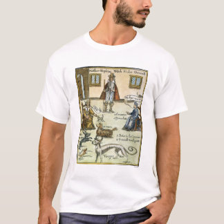 Matthew Hopkins (D 1647) T-Shirt