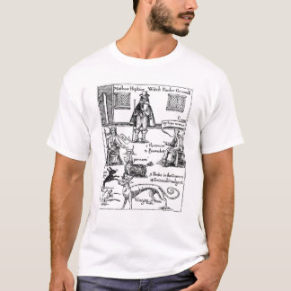 Matthew Hopkins, the Witchfinder General T-Shirt