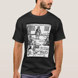 Matthew Hopkins Witchfinder General T-Shirt