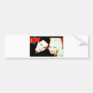 Matthew Rappaport Jane Ellen Do Vegas Bumper Sticker