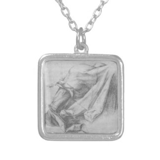 Matthias Grünewald: Drapery Study Necklace