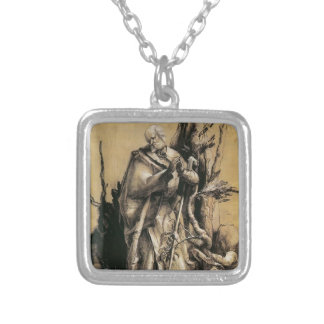 Matthias Grünewald: St. John in the Forest Necklace