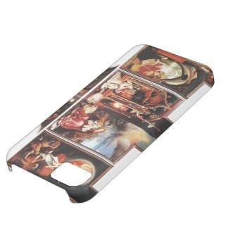 Matthias Grünewald- View with open wings iPhone 5C Cases