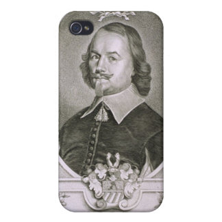 Matthias Mylonius Biorenklou (1607-71) from 'Portr iPhone 4 Cases