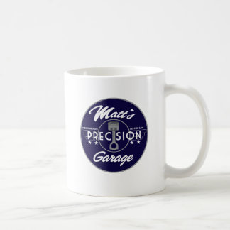 Matt's Precision Garage Standard Logo Coffee Mug