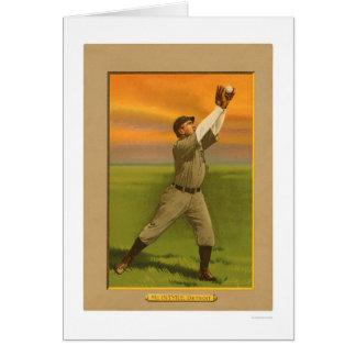 Matty McIntyre Tigers Baseball 1911 Card
