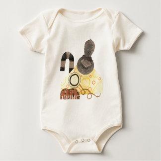 Mature Cheddar Organic Babygro Baby Bodysuit