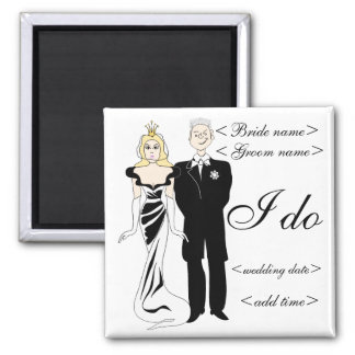 Mature Couple Magnets