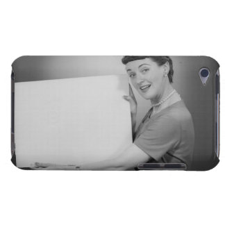 Mature Woman Barely There iPod Cases