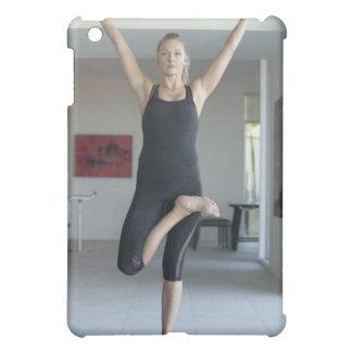 Mature woman exercising 2 case for the iPad mini
