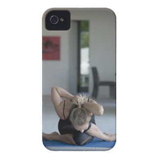 Mature woman exercising 3 Case-Mate iPhone 4 case