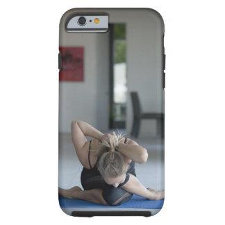 Mature woman exercising 3 tough iPhone 6 case