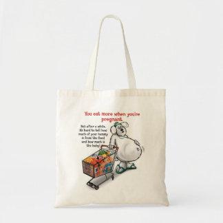 Matyernity Bag-Budget Tote