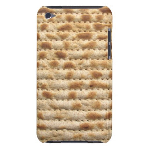 Matzah Barely There iPod Cover