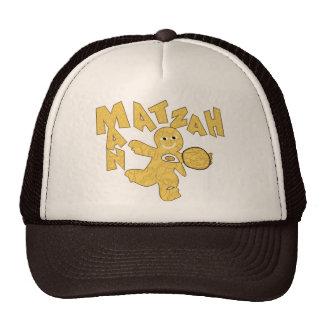 Matzah Man Mesh Hats