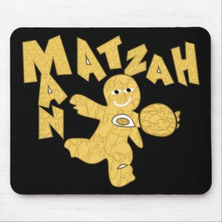 Matzah Man Mouse Pad