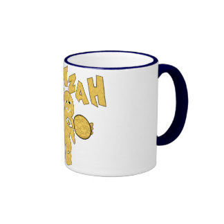 Matzah Man Mugs