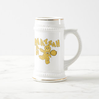 Matzah Man Mug