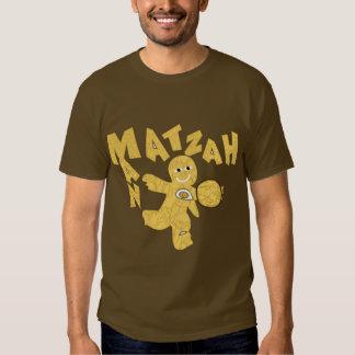 Matzah Man T Shirts
