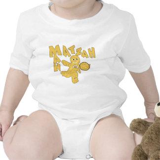 Matzah Man Bodysuits