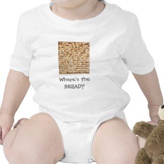 Matzah - where's the bread? creeper