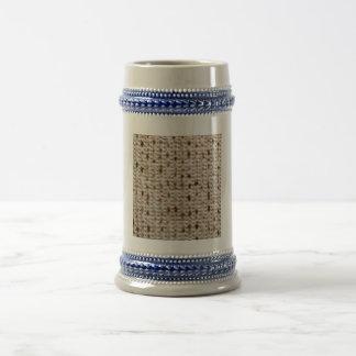 MATZO ELIJAH'S CUP / BEER STEIN COFFEE MUG