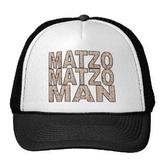 Matzo Man Cap