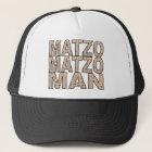 Matzo Man Trucker Hat