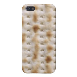 Matzo Matzah Kosher l' Pesach iPhone 5/5S Cases