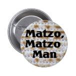 Matzo, Matzo Man Pins