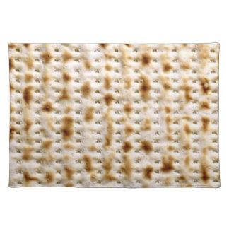 MATZO PLACEMATS FOR PASSOVER ~ Unleavened!