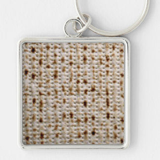 Matzo Square Premium Key Chain