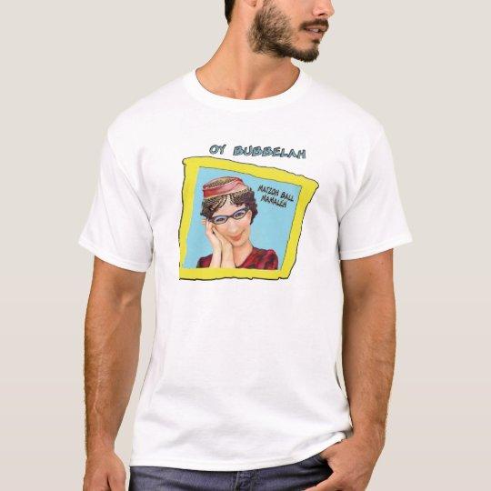 Matzoh Ball Mamaleh T-Shirt
