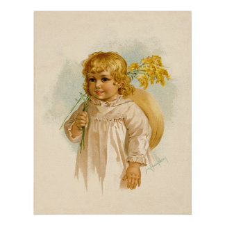 Maud Humphrey Child A Poster