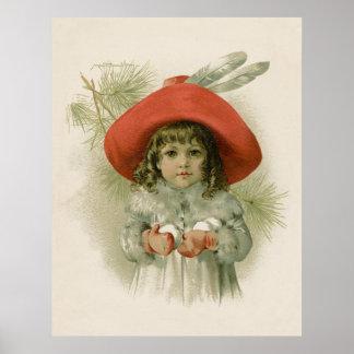 Maud Humphrey Child B Poster