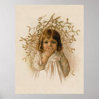 Maud Humphrey Child C Poster