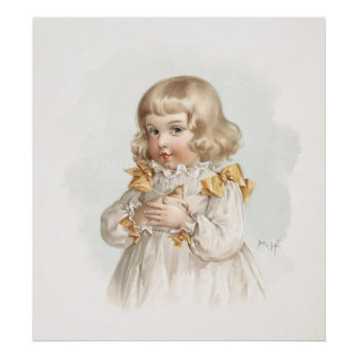 Maud Humphrey s Spring Girl Posters