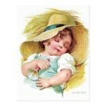 Maud Humphrey's Sleeping Child