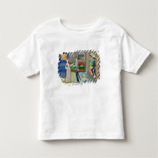Maugis of Aigremont and Isanne Toddler T-Shirt