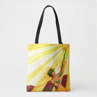 Maui and the Sun Tote Bag