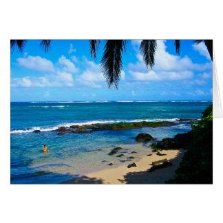 Maui Beach Card