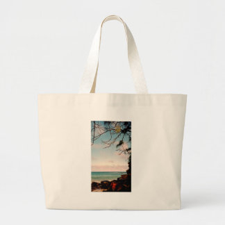 """""""Maui black rock beach"""" collection Tote Bags"""