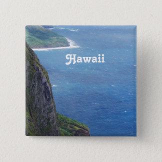 Maui Coast 15 Cm Square Badge