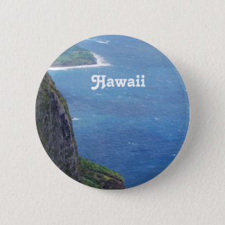 Maui Coast 6 Cm Round Badge