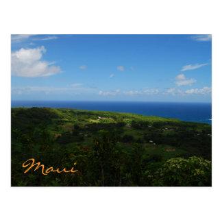 Maui Coast Postcard