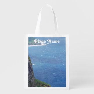 Maui Coast Grocery Bag