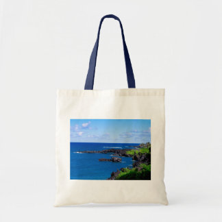 Maui Coastline - Hawaii Budget Tote Bag