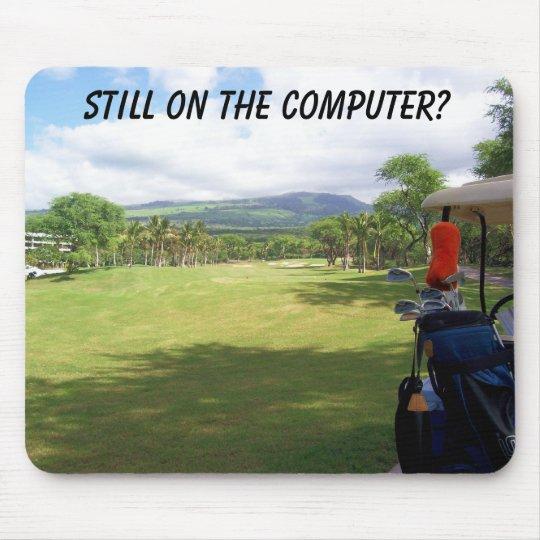 Maui Golf Mousepad