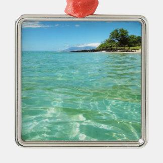 Maui Hawaii Beach Christmas Ornament